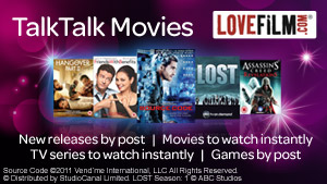 Sign up to TalkTalk Movies